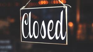 Knihovna věcí opět uzavřena